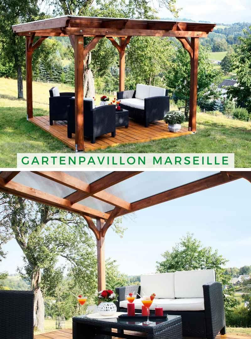 Pavillon Garten Gartenpavillon Marseille Garten Pavillon Pavillon Holz Pavillon
