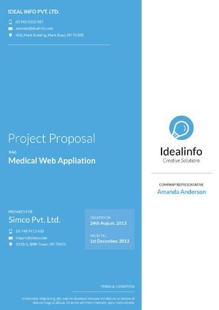 Corposal - A Corporate Proposal Template Proposal templates and - marriage proposal template