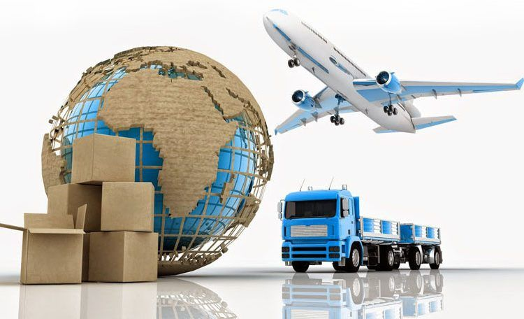 Image result for International courier