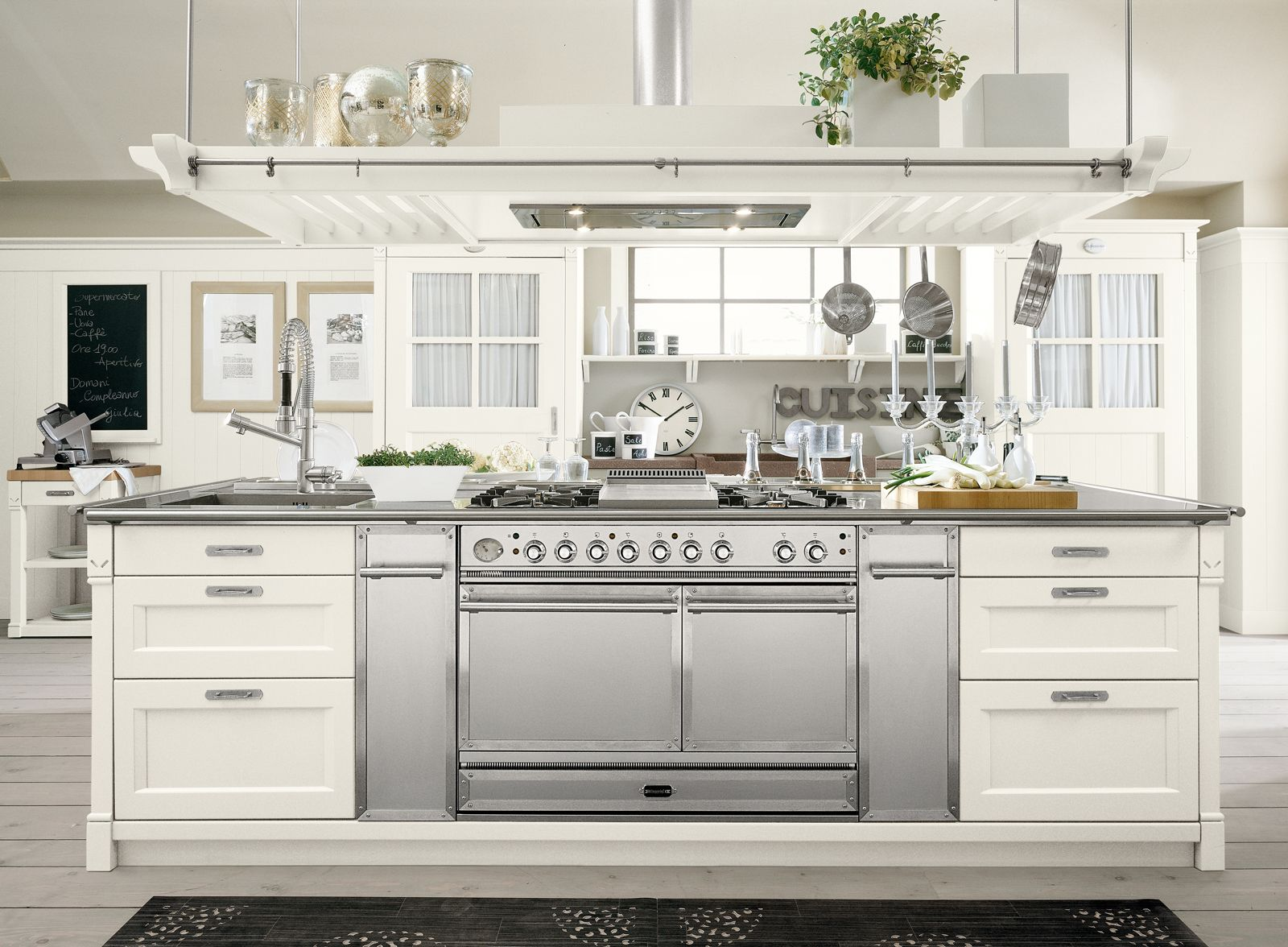 Best Cucina Americana Anni 50 Gallery - Home Interior Ideas ...