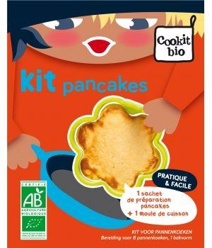 Découvrez vite le Kit pour pancakes 200g de Natali, ou comment préparer le goûter avec les enfants en toute sérénité!