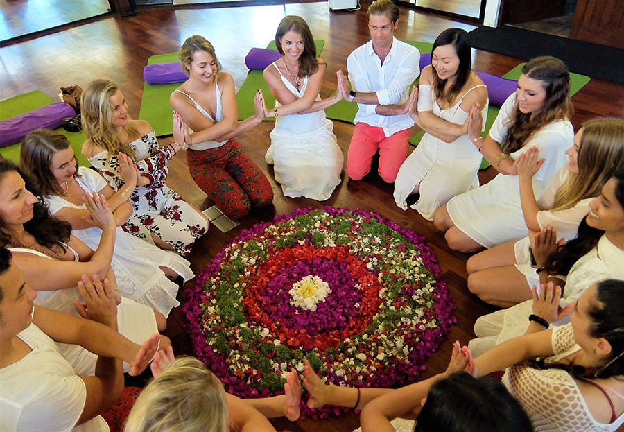 RYT 200 Hour Yoga Teacher Training Course Bali 200 hour