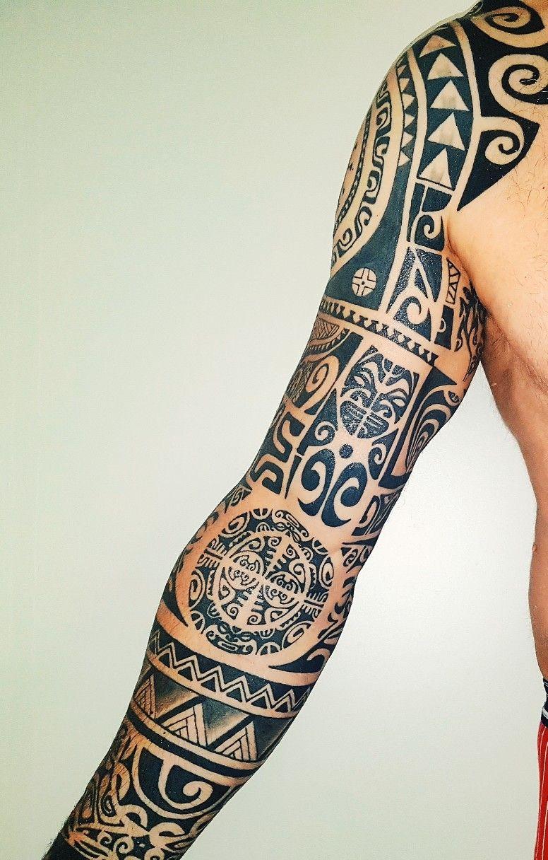 Epingle Par Supertrac8 Sur Tatto Tatouage Manchette Tatouage Maori Bras Tatouage Mahori