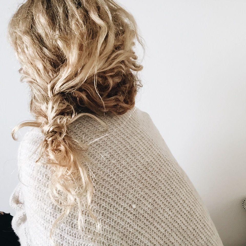 When I was younger I hated my natural curls. I wanted straight hair, just like the…