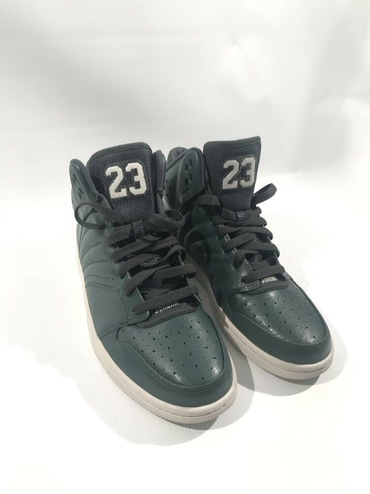 Nike Air Jordan 1 Flight 4 Mens Sneakers Green High Top Basketball Shoes  New 8  fashion  clothing  shoes  accessories  mensshoes  athleticshoes  (ebay link) 0887a4b9f