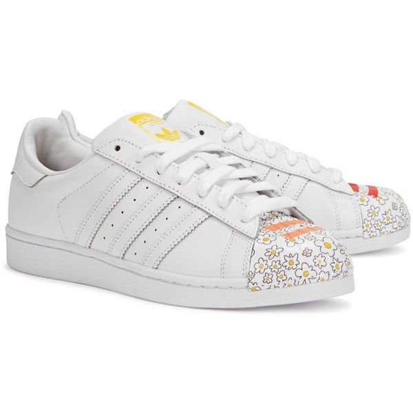 SUPERSTAR SUPERSHELL White Leather Model 00794
