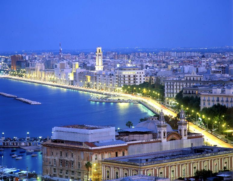 Ciudad: Bari Pais: Italia (con immagini) | Puglia italia ...