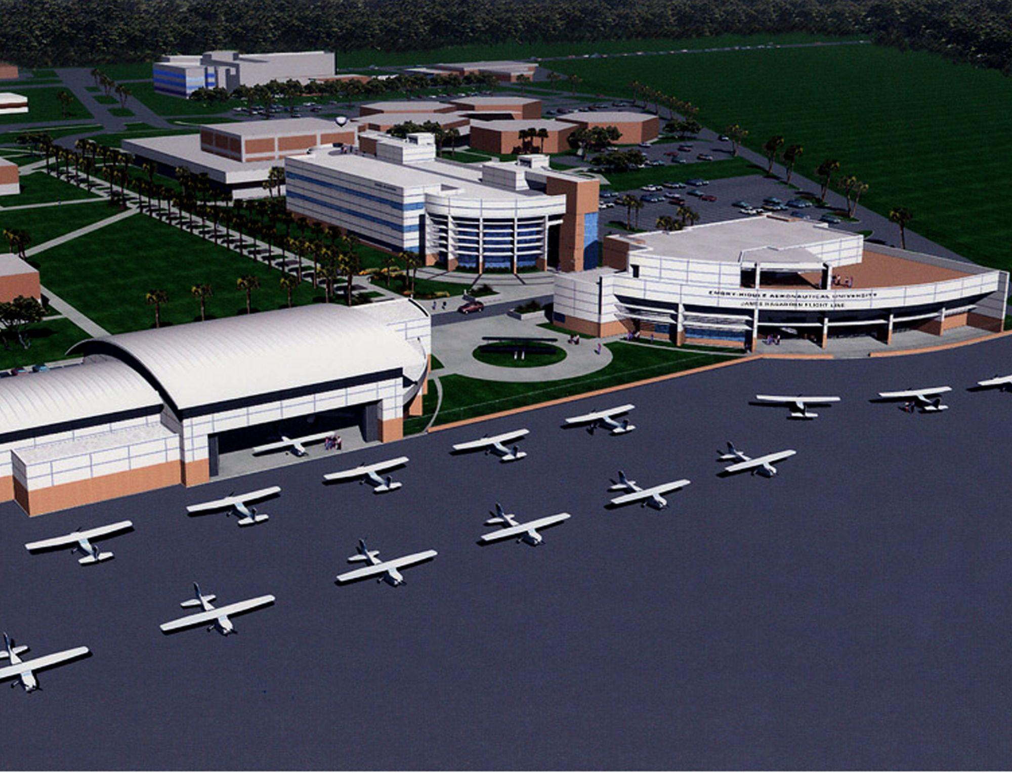 Embry Riddle Aeronautical University Daytona Beach Fl
