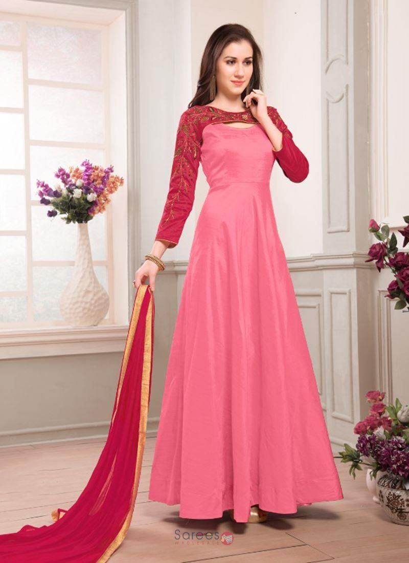 b457ad3874f8 Eid special dresses 2018 - shop now anarkali suits for eid at wholesale  rate from sareeswholesale