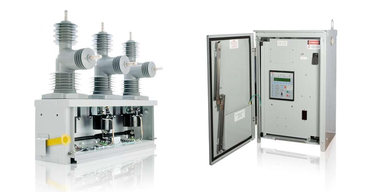 Ansi Iec Medim Voltage Outdoor Vacuum Reclosers Ovr Reclosers