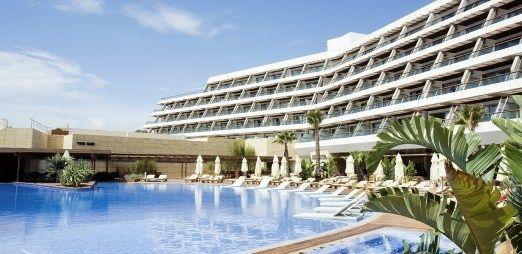 Ibiza Gran Hotel Pool 5 Star Town
