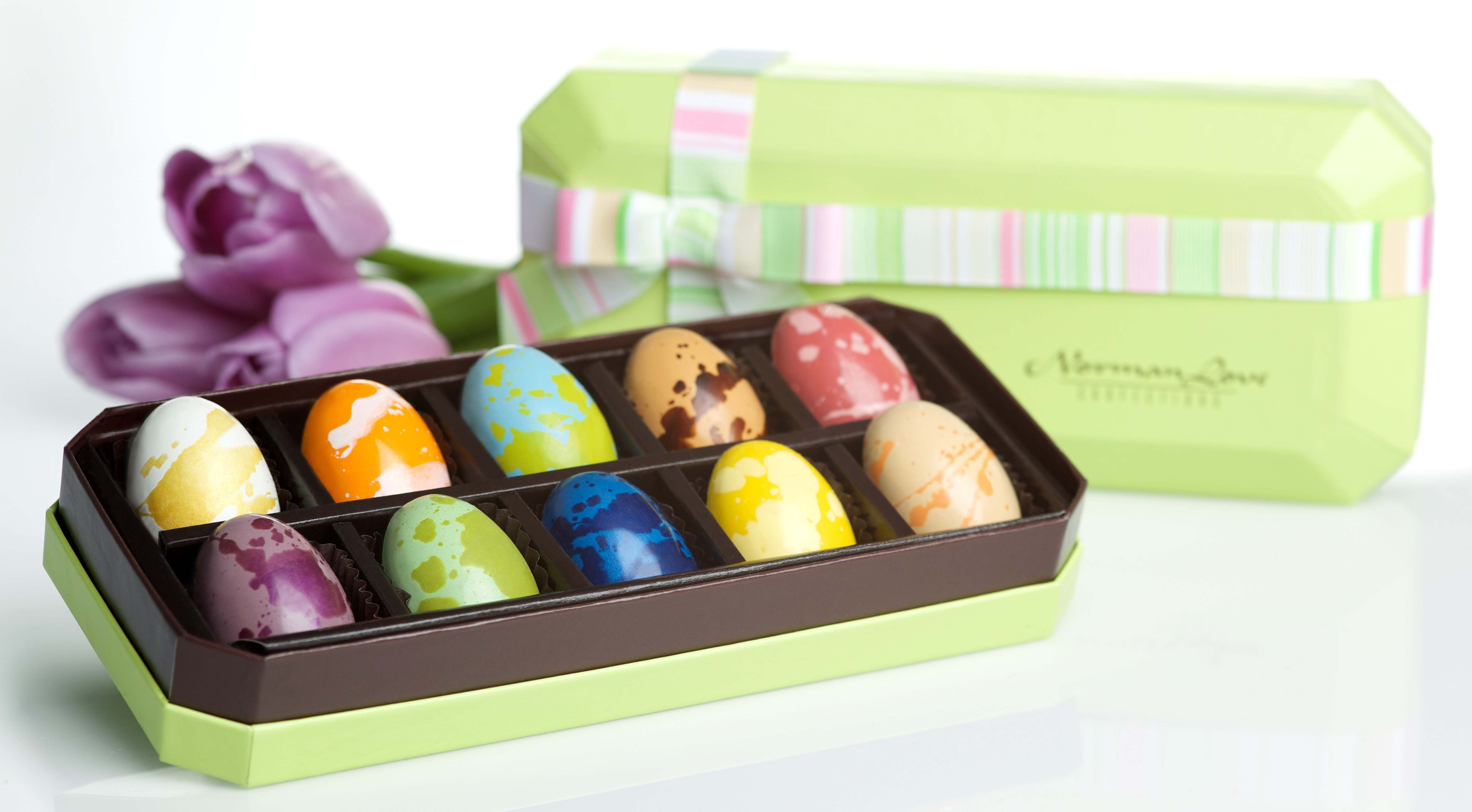 Norman Love Confections Is Ready For Easter This Year S Chocolate