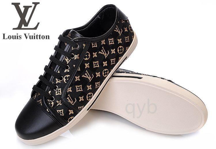 save off a8d40 85647 Zapatos Louis Vuitton Hombre UD03 Zapatos Bajas Louis Vuitton Hombre Flores  y Bajo Precio