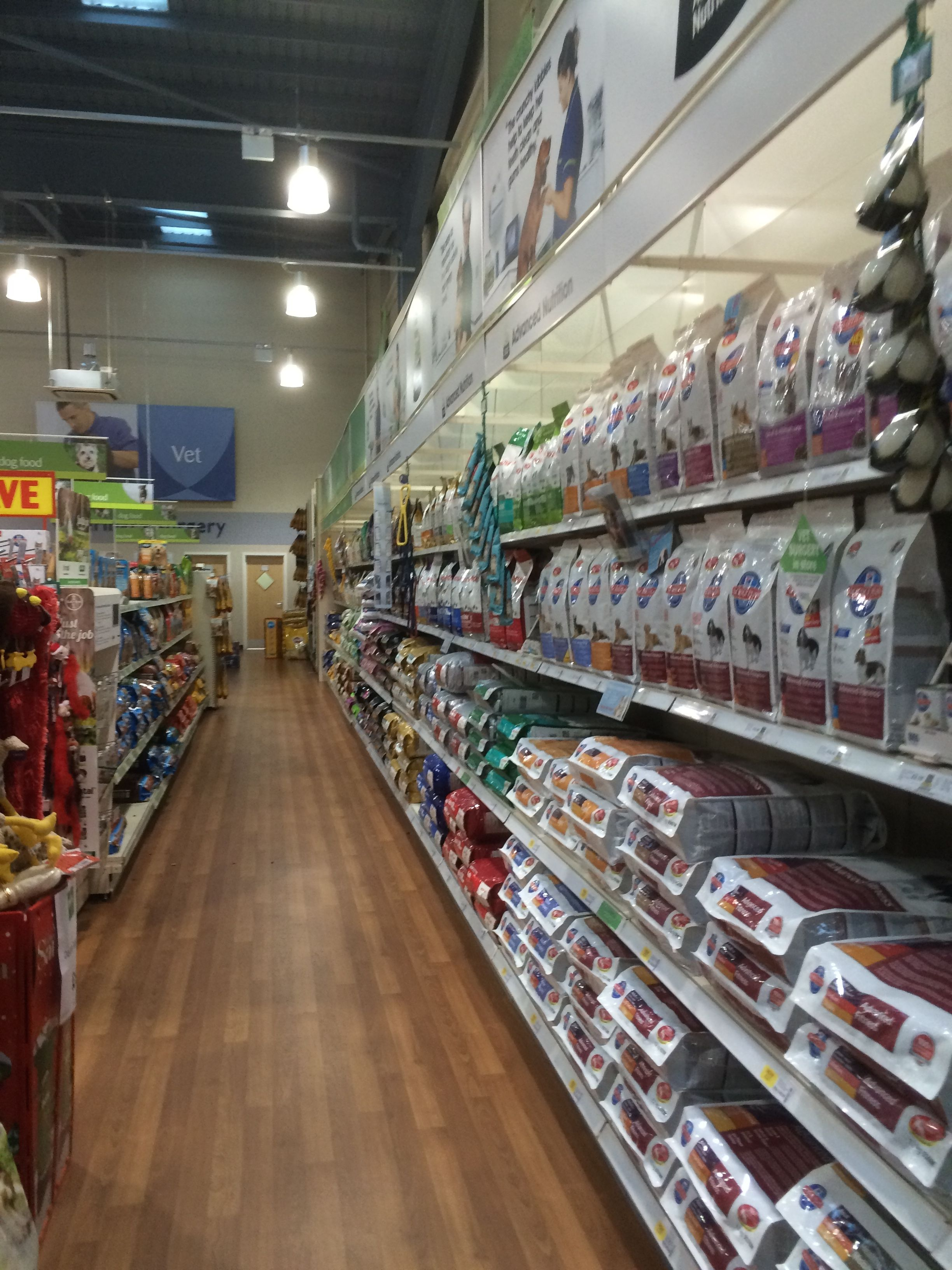 Pets At Home Netherfield Nottingham Pet Shop Pet Services Vets Grooming Layout Landscape Customer Journey Visual M Banho E Tosa Casas Gatos