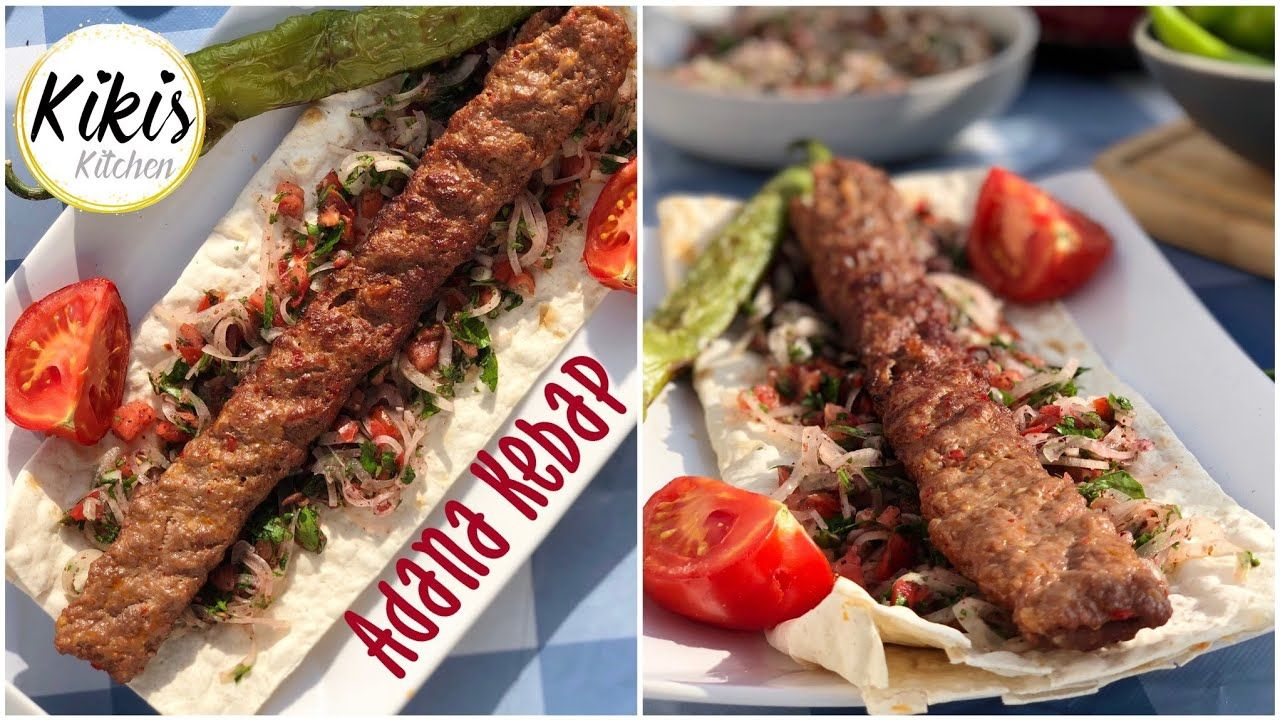 Original Adana Kebap Rezept Das Perfekte Adana Kebap Mit
