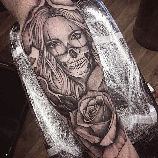 Татуировки для мужчин на руке, их значение и смысл: на