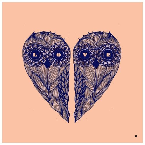 love heart owls would look awesome as friendship tattoos one each that fit together