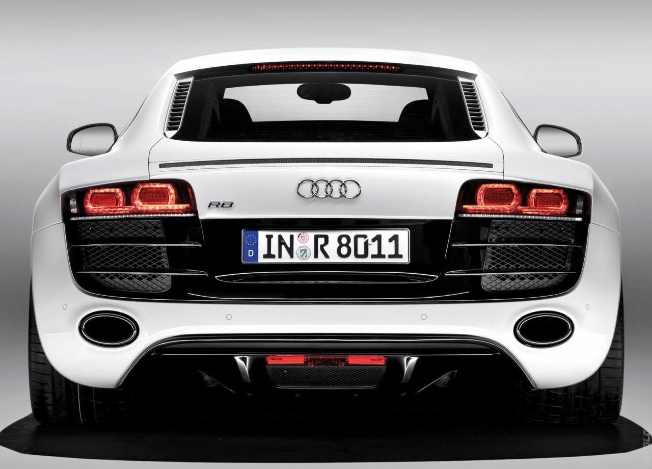 2010 Audi R8 V10 5.2 FSI quattro