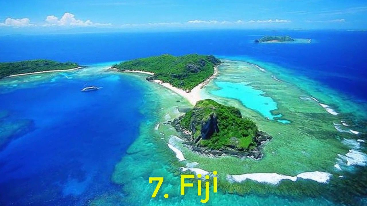 top 10 most beautiful island in the world || top 10 best beaches in
