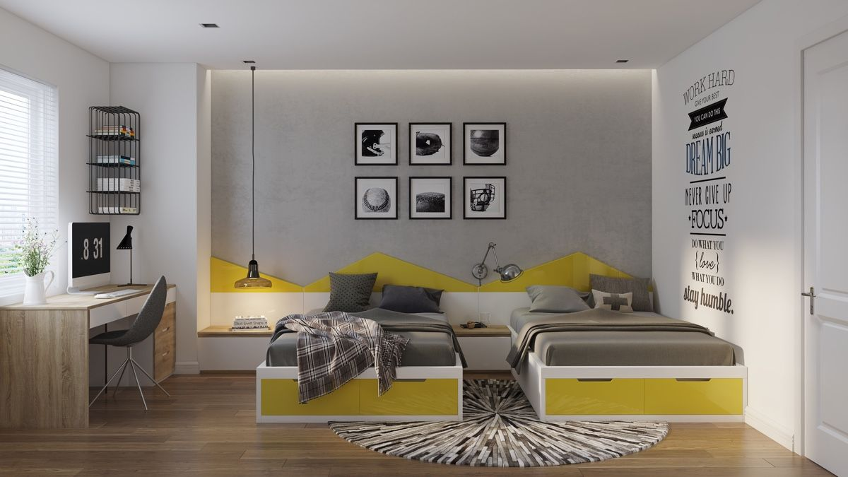 Grey Bedrooms Ideas To Rock A Great