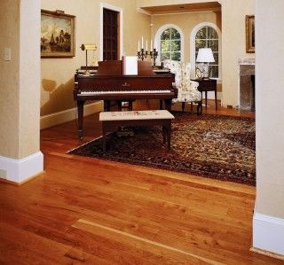salvaged hardwood flooring american cherry sample image albany