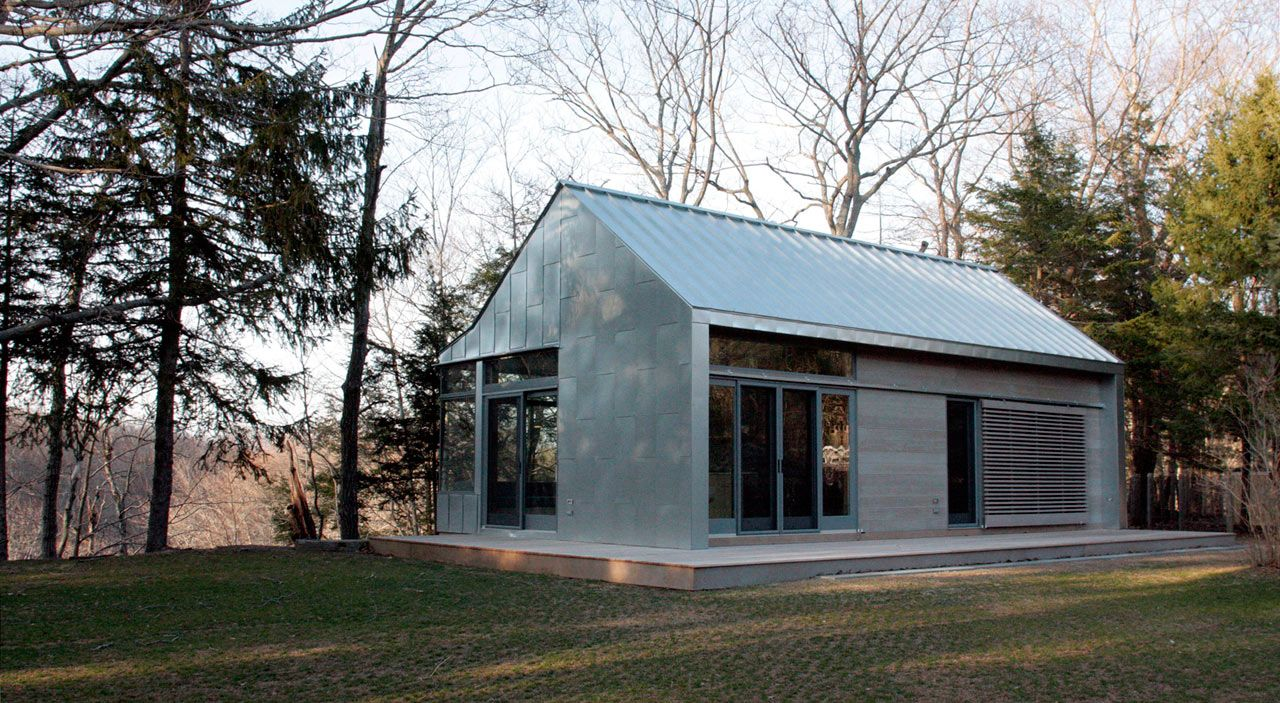 modern-barn-retreat-guest-house | Modern barn, Guest houses and Barn