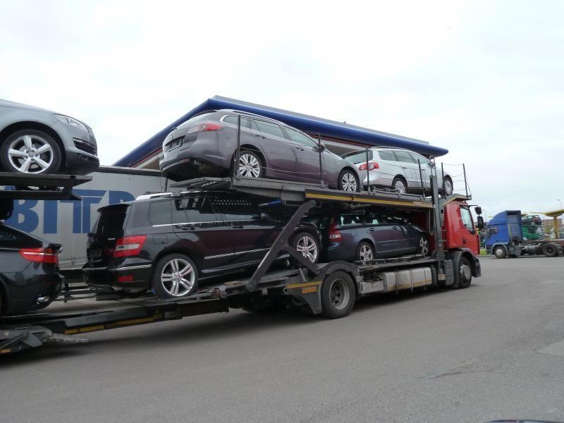 EUROMOBILIS, UAB Uab, Trucks, Transport companies