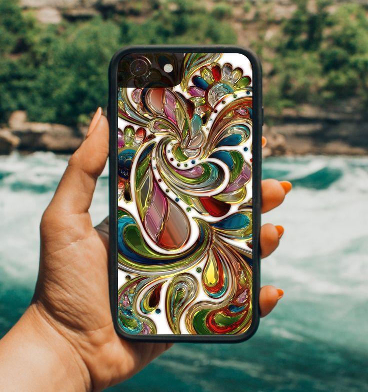 Boho phone case paisley phone case iphone 6 case phone