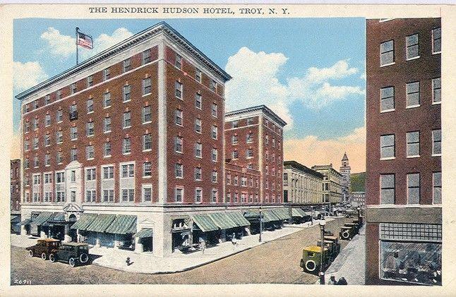 The Hendrick Hudson Hotel Troy Ny