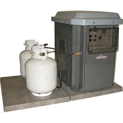 Briggs Stratton Powernow Propane Generator 10 500 Watts Startup 7000 Watts Continuous Electric Start Model 40248a 1 700 Propane Generator Diy Generator