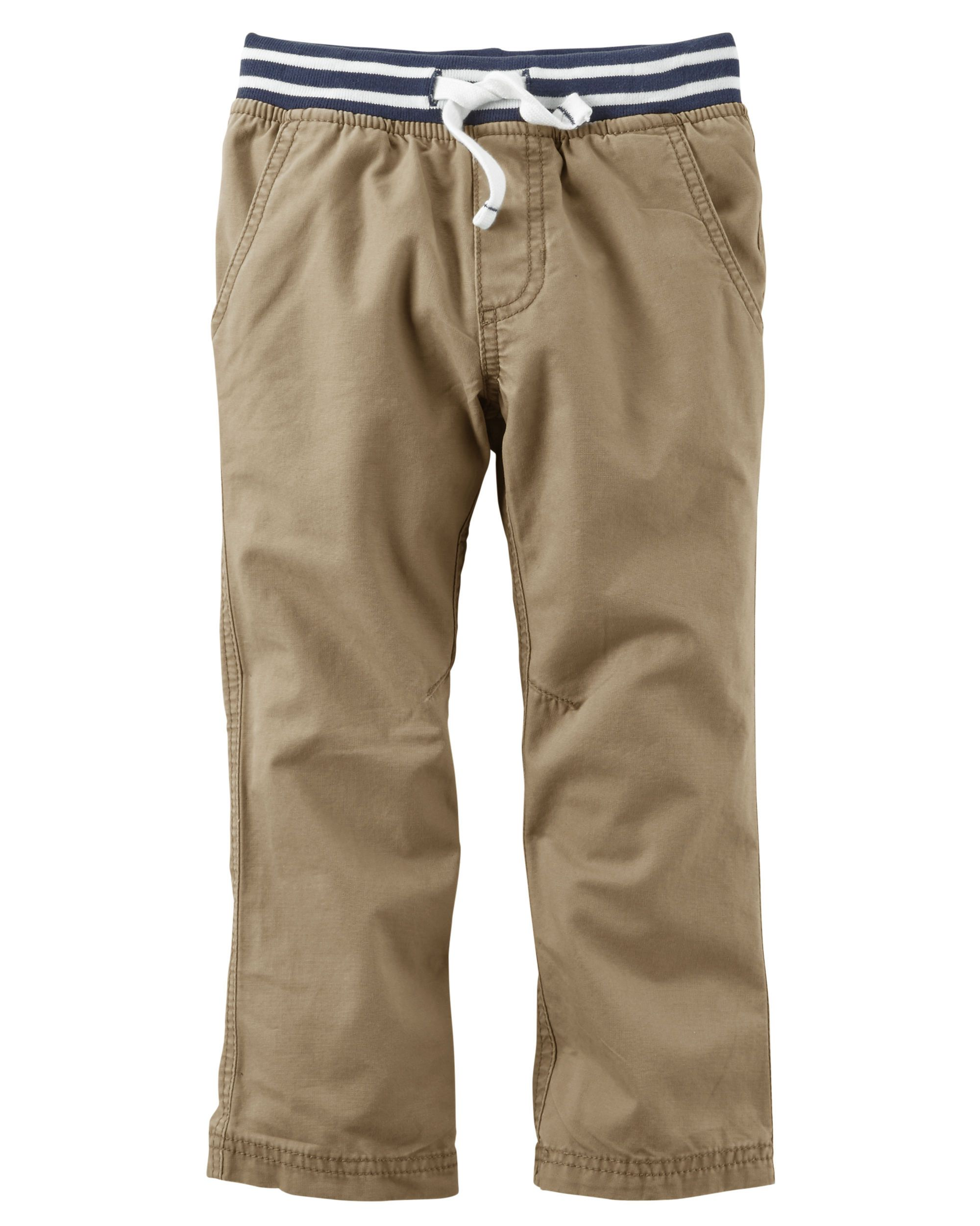 Kid Boy Canvas Utility Pants from Carters.com. Shop ...