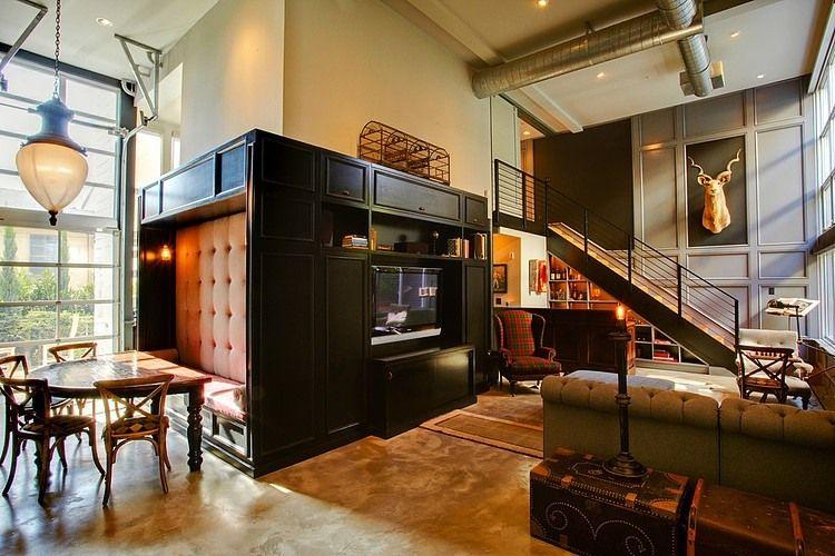 industrial interior design | home design ideas