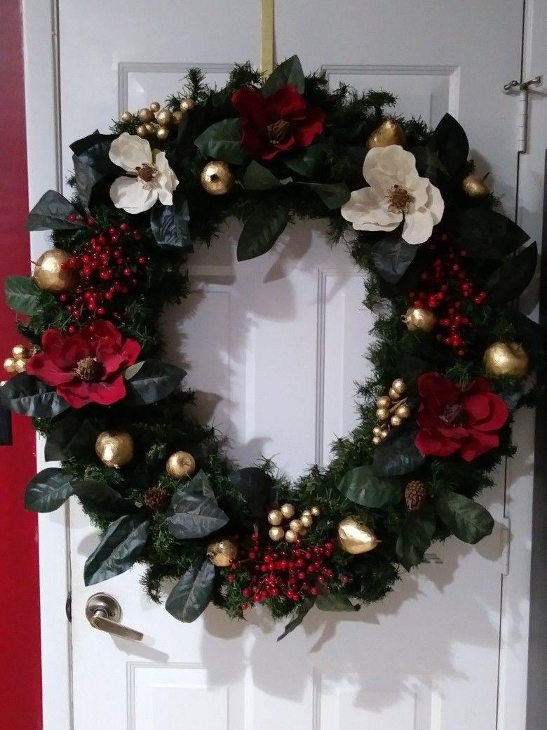 22++ Huge christmas wreath information