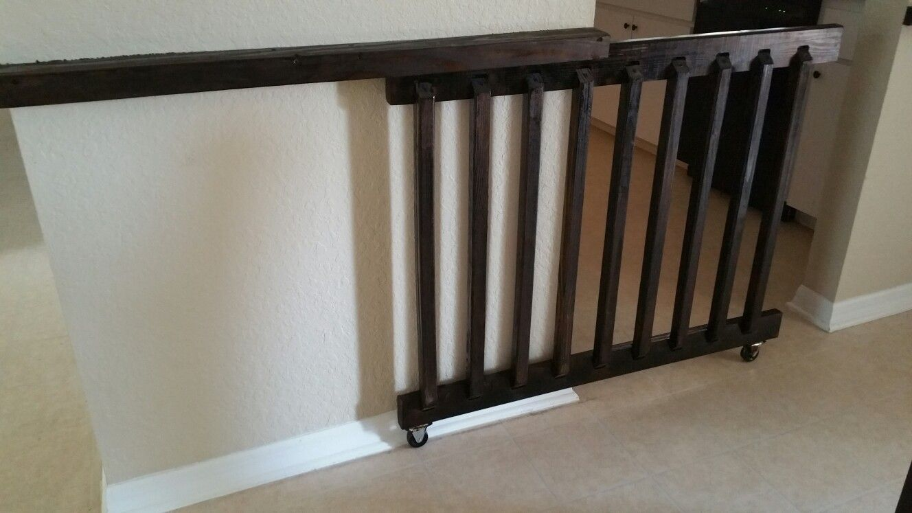 Baby Gate Between Dining Room And Living Room Maybe Andrew Can