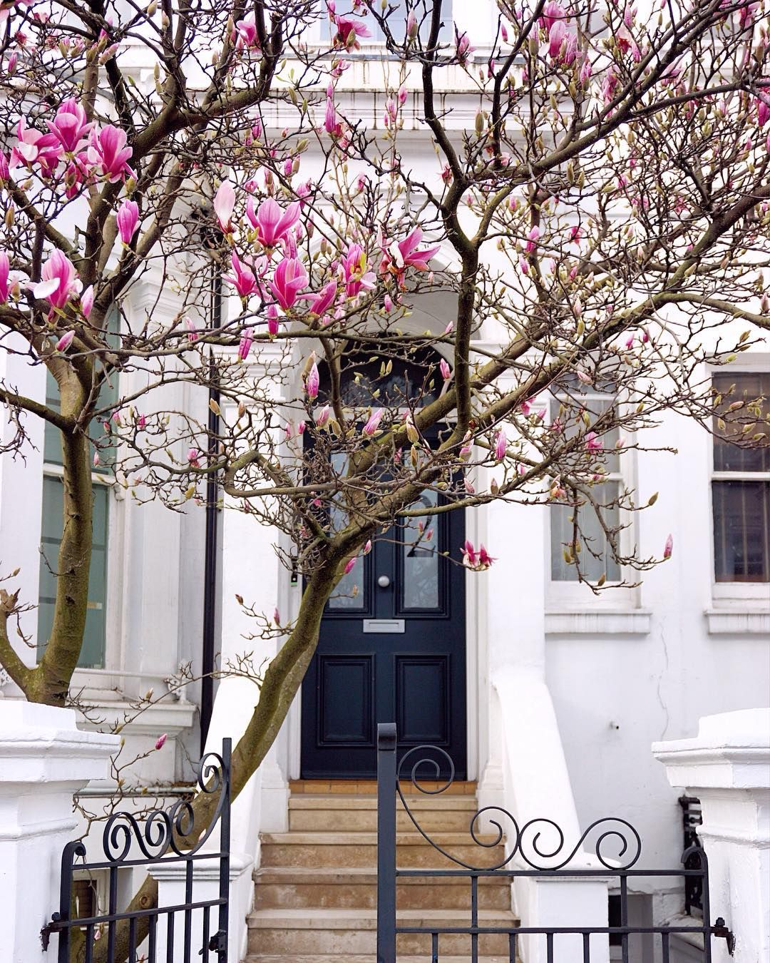 """""""• London is... ...remembering how beautiful the city is when you walk by that street... • #london_is"""""""