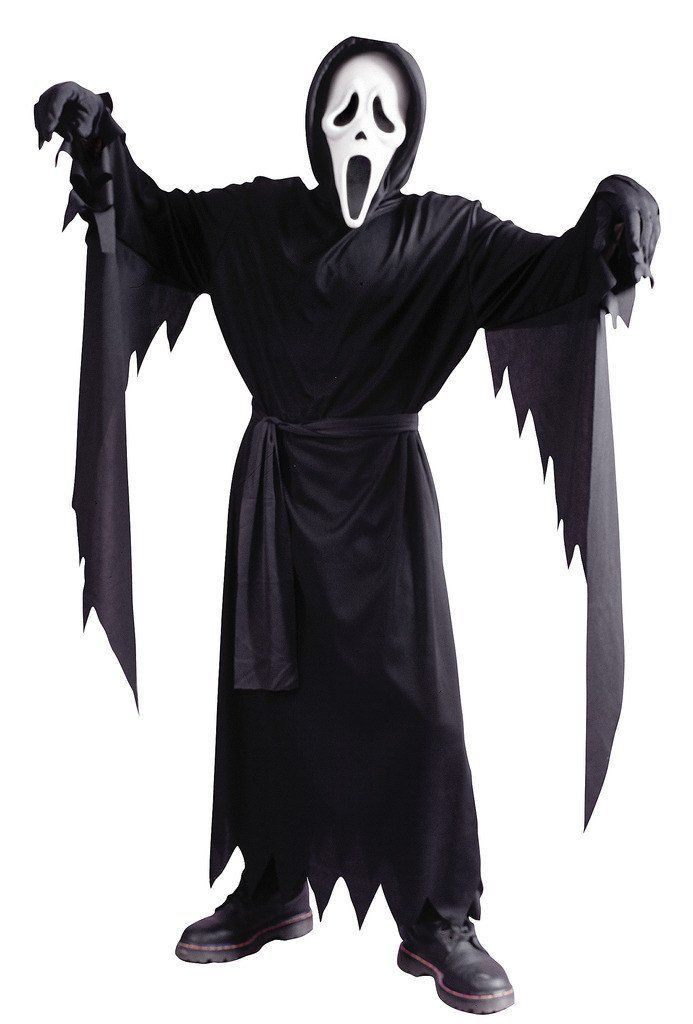 Ghost Face Child Costume Children costumes, Costumes and Boy halloween - halloween ghost costume ideas