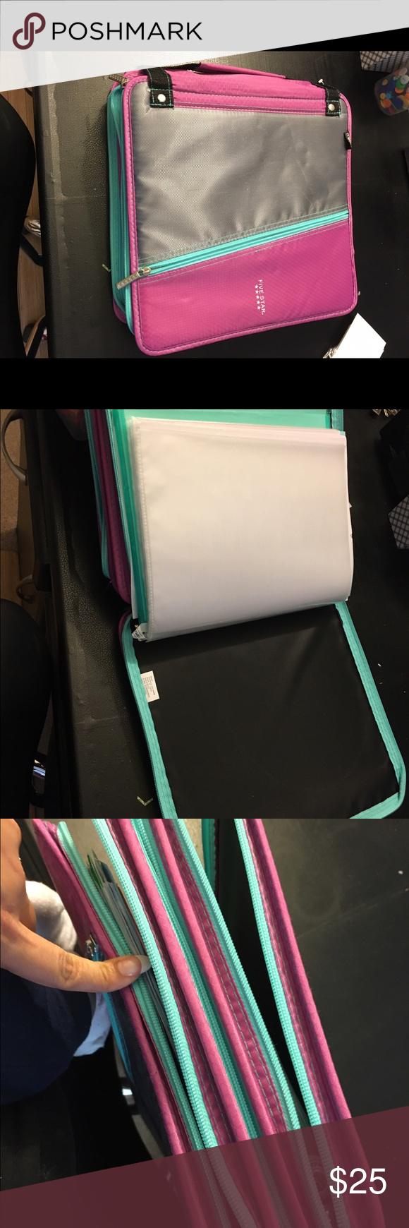 Couponing binder with baseball holders for coupons Couponing ...