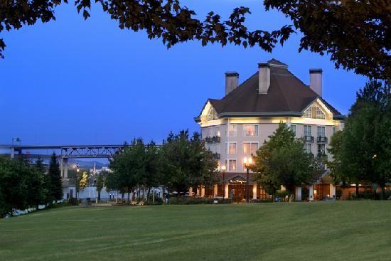 Riverplace Hotel A Kimpton 1510 Sw Harbor Way Portland Or 97201