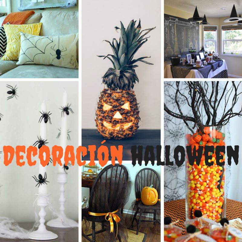 Ideas fciles para Halloween de decoracin halloween Pinterest