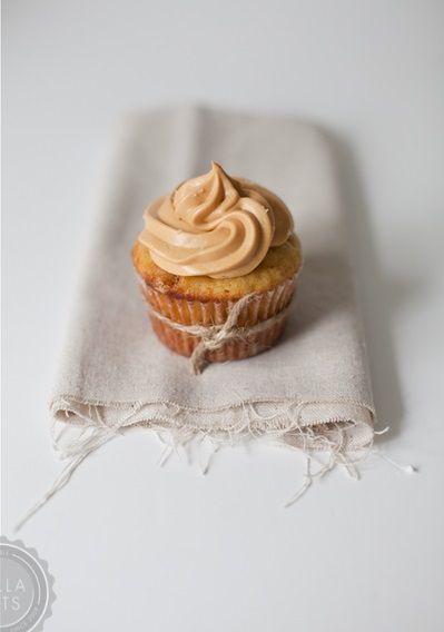 how to make dulce de leche cupcakes