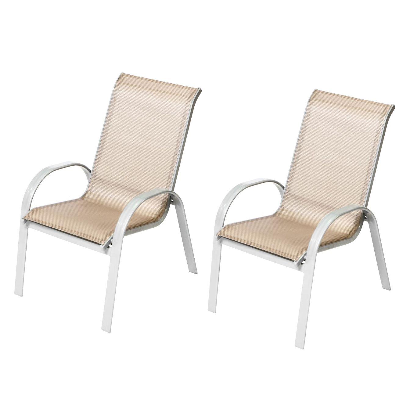 Stapelsessel Amalfi I (2er Set)   Aluminium / Textilene, Merxx Jetzt  Bestellen Unter: Https://moebel.ladendirekt.de/garten/gartenmoebel/gartenstuehle/?uidu003d  ...