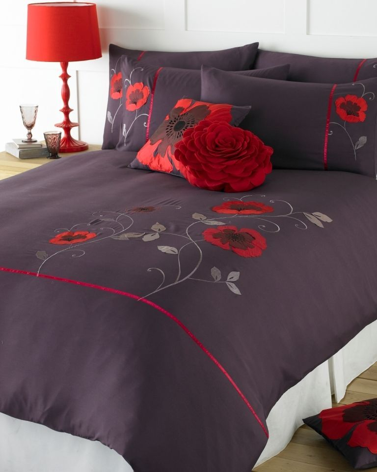 Perfect Purple Discount Bedding / Bed Linen Duvet Cover Or Flower Or Square Cushion  In Home, Furniture U0026 DIY, Bedding, Bed Linens U0026 Sets Photo
