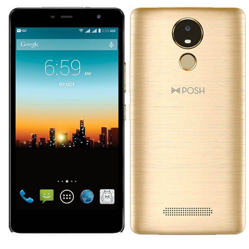 Order Posh Revel Max L551 LTE (2GB, 16GB) online at