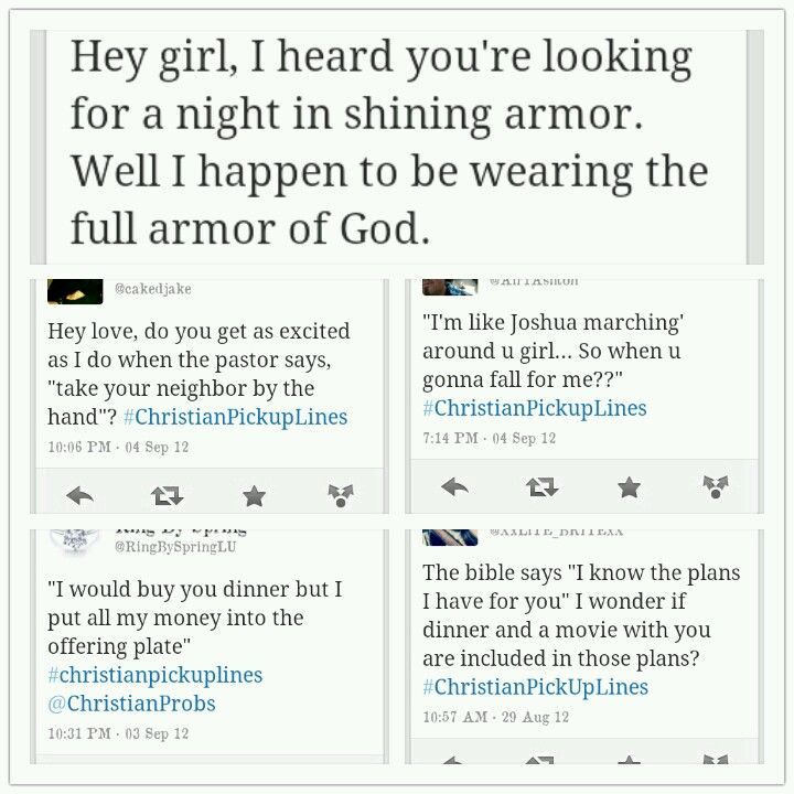 Christian Pickup Lines OH MY GOODNESS I WOULD DIE IF A GUY SAID Amazing Sweet Line In Life Lines