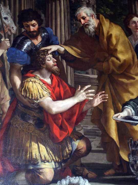 фото апостола анания находится центральной