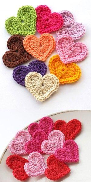 Allemaal Hartjes Haken Crochet Crochet Crochet Patterns Knitting