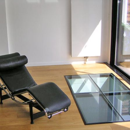 puit de lumi re puit de lumiere pinterest lumi res lumi re naturelle et sous sols. Black Bedroom Furniture Sets. Home Design Ideas