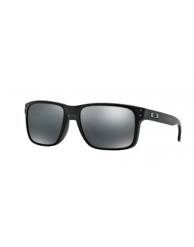b4f39d6b52 Oakley Men s Holbrook Sunglasses - Matte Black Black Iridium. A stunning  design from Oakley