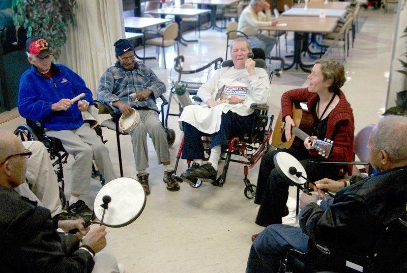 Serving and Healing Veterans - Through Music | MusicianCorps