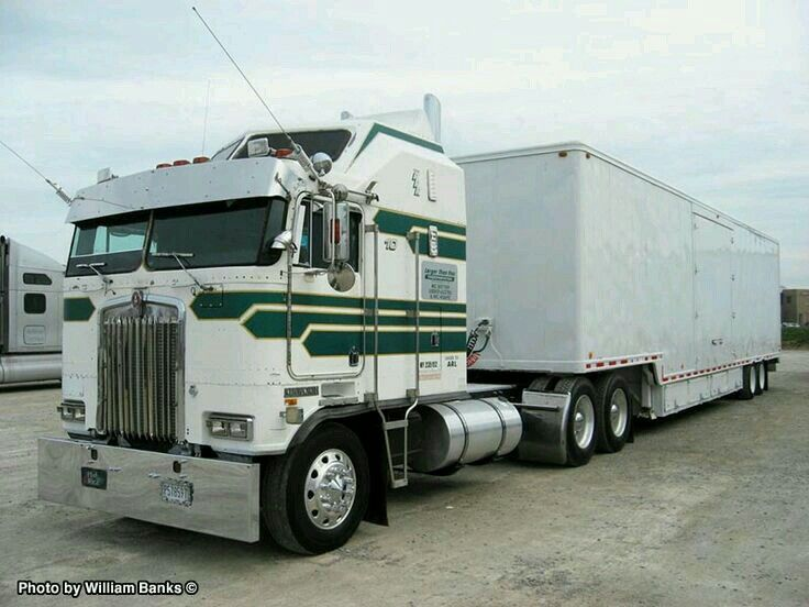 Kenworth   Classic Cabovers   Pinterest   Marcos